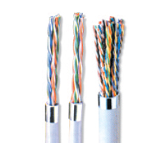 Unshielded Twisted Pair Category 5 (4Pr/25Pr)